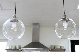 glass globes for pendant lights how to clean glass pendant lights popsugar home stylish globe light