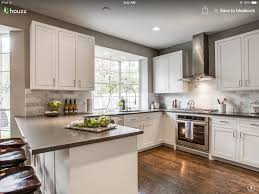 Inspiring Kitchen Wall Trim Come by Before And After Kitchen On Gardenweb Wall Is Bm Rockport Gray