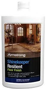 amazon com armstrong shinekeeper resilient floor finish 32oz