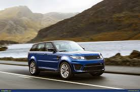 brown range rover ausmotive com range rover sport svr revealed