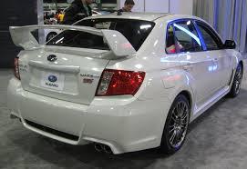 white subaru wrx file 2011 subaru impreza wrx sti sedan rear 2011 dc jpg