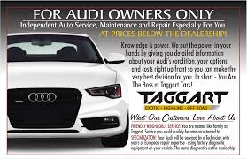 audi customer services telephone number audi service specialist in cary nc taggart cars