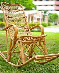 Bamboo Rocking Chair Accessories Hak Sheng U0026 Co
