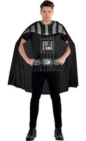 Star Wars Halloween Costumes Men Deluxe Star Wars Darth Vader Costume Adults Party
