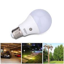 natural light light bulbs e27 energy saving led bulb dusk to dawn light l 7 9w cool warm