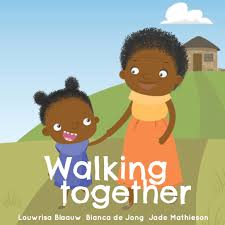 walking together free kids books