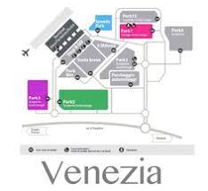 si e habitat mappa parcheggi aeroporto di venezia mappe
