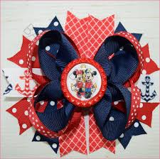 boutique bows anchors away boutique bow bargain bows