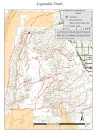 State Of Nevada Map by 2013 Ride Area Review Logandale Nevada Atv Illustrated