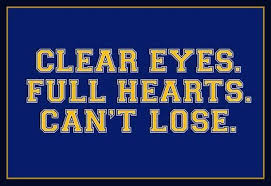 clear can t lose sports poster posters