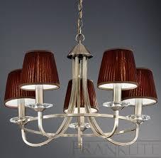 5 light bronze chandelier franklite carousel bronze 5 light chandelier with shades fl2147 5