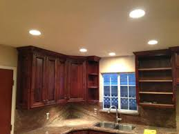 kitchen led lighting color temperature pot lights design best