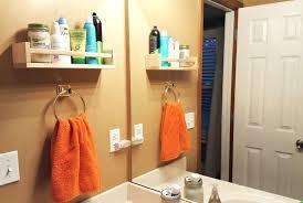 Hanging Bathroom Shelves Small Bathroom Shelf Salmaun Me