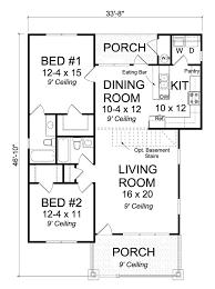 Bungalow Floor Plans With Basement 2132 Best Floor Plans Images On Pinterest Small House Plans