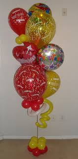 balloon boquet delivery congratulations i you small balloon bouquet delivery