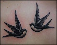 the 25 best traditional swallow tattoo ideas on pinterest