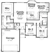 3 bedroom 2 bathroom house plans 3 br 2 bath house plans ipbworks