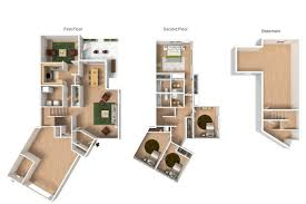 4 bedroom floor plans with basement 4 bed 2 5 bath apartment in wainwright ak north haven