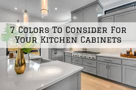 is it worth painting your kitchen cabinets 7 colors to consider for your kitchen cabinets in blaine mn