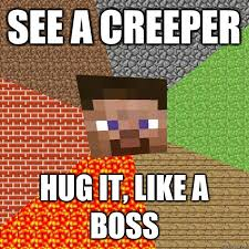 Funny Minecraft Memes - images of funny minecraft jokes fan