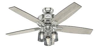 weathered gray ceiling fan with light gray ceiling fan hunter 3 led light inch ceiling fans in brushed