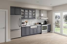 Cardell Kitchen Cabinets Cardell Kitchen Cabinets Rockeny Maple In Lagoon