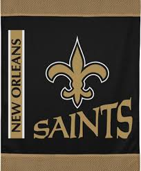 nfl new orleans saints football logo wall hanging accent saints