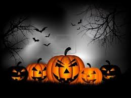 scary halloween background images wallpapersafari