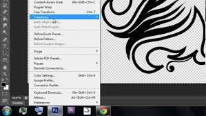 tutorial cara vector photoshop tutorial photoshop cs6 cara membuat plugin brush