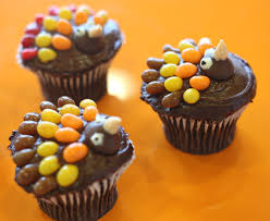 thanksgiving turkey cupcakes november 2016 pieces of a mom
