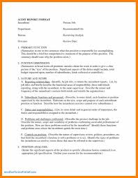 printable resume template safety analysis report template cool audit report template word