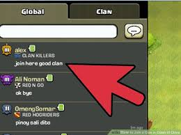 how to join a clan in clash of clans 14 steps with pictures