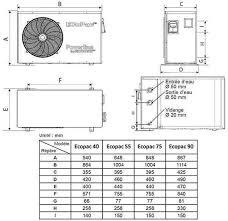 hayward ecopac heat pump hayward hayward heat pump