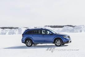 Dodge Journey Platinum - dodge journey rugged look and advanced interior