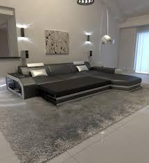 Modern Corner Sofa Bed Modern Fabric Sofa Dallas Led L Shaped