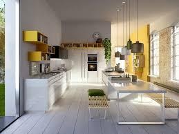 cuisine pratique cuisine snaidero le modèle code esthétique et pratique