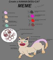 Meme Kawaii - kawaii desu cat meme yay by merleee on deviantart