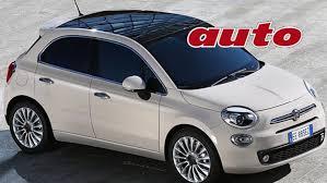auto 5 porte nuova fiat 500 svelata il 4 luglio auto it