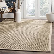 4x6 Kitchen Rugs Safavieh Fiber Collection Nf114a Basketweave