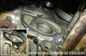 replacing a water pump porsche boxster water pump and thermostat replacement 986 987