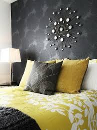 chambre gris et jaune chambre grise et jaune 25 exemples élégants