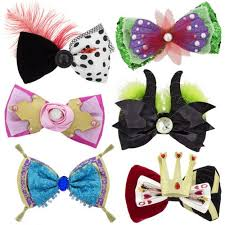 headbands with bows new interchangeable bow collection to debut at d23 expo 2017