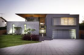 narrow modern homes ingenious inspiration 4 australian contemporary houses 17 best
