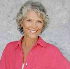short gray haircuts for women elegant adorable short curly simple stylish haircut