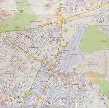 Map Of Ghana Africa by Map Of Accra U0026 Ghana South Itm U2013 Mapscompany
