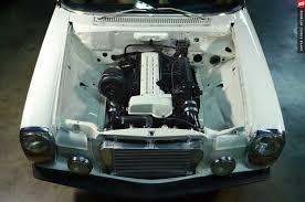 2jz manual transmission 2jz powered u002774 mercedes 240d