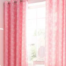 catherine lansfield delicate butterfly eyelet curtains kids bedding