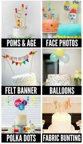 birthday decorations