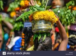 india mumbai bombay hindu festival of thaipusam in honor of lord