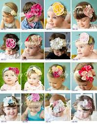headband baby murah baby feather headband baby fashion hair band girl